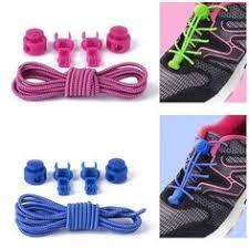 <b>New</b> Shoelaces <b>Elastic Round Shoe Laces</b> Trendy Sneakers Quick ...
