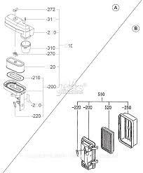 similiar subaru ex 21 parts keywords robin subaru ex13 rev 07 13 parts diagram for air cleaner ii