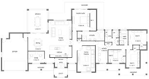 floor plan friday open wide block activity room katrina house house designs for wide short blocks