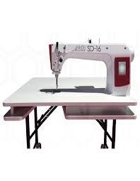 Janome SD16 Longarm Quilting Machine with Stitch Regulator at ... & Janome SD16 Longarm Quilting Machine with Stitch Regulator Adamdwight.com