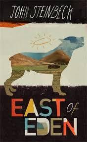john steinbeck east of eden cover by kathryn macnaughton