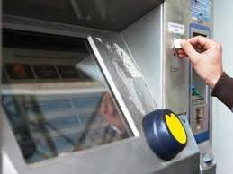 Coin Vending Machine Sbi Inspiration Demonetization Of Money 48 ATM Counters Coin Vending Machine At