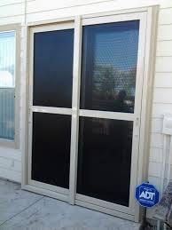 sliding patio doors home depot. Security Screen Doors Home Depot Custom Sliding Patio