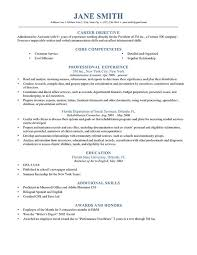 Professional Resumes Template Impressive Advanced Resume Templates Resume Genius