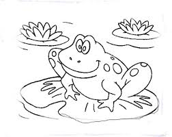 Small Picture Coloring Pages Animals Tree Frog Coloring Page Tree Frog