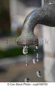 garden faucet. Dripping Garden Faucet Tap Close Up - Csp6190753 I