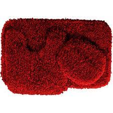 Red Bathroom Accessories Red Bath Rugs