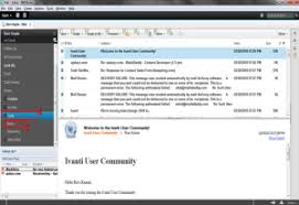 Lotus Notes How To Create Manage Mail Rule For Ibm Lotus Notes 9
