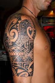 Motiv Tetování Na Rameno 34