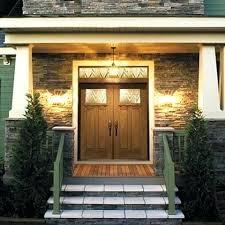 wood entry doors craftsman door image pella reviews front