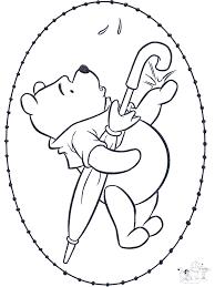 Disegno Da Ricamare Winnie The Pooh 2 Personaggi Di Fumetto