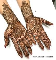 Indian Traditional Mehndi Design Hands Top 10 Intricate Traditional Indian Bridal Henna Mehndi