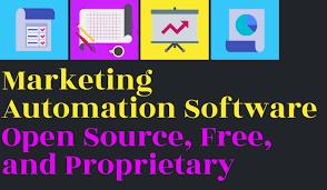 Marketing Automation Comparison Chart 36 Free Top Open Source Marketing Automation Software