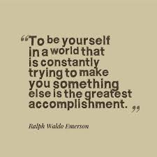To Be Yourself In A World Quote Best Of 24 Inspiring Ralph Waldo Emerson Quotes