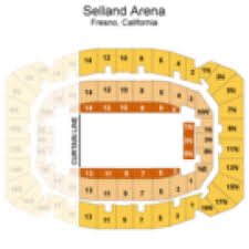 Selland Arena Fresno Ca Seating Chart Selland Arena Events And Concerts In Fresno Selland Arena