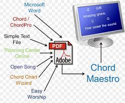Computer Software Chord Chart Computer Program Png