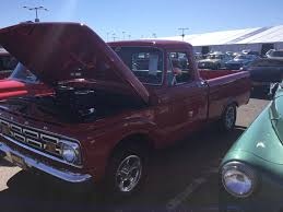 1962 Ford F-100 1/2 Ton Values | Hagerty Valuation Tool®