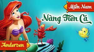 Nàng Tiên Cá - Truyen Co Tich Nang Tien Ca - Giọng Đọc Miền Nam | Truyện cổ  tích, Nàng tiên cá, Nàng tiên