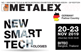 Home - METALEX | No. 1 Machine Tools & Metalworking Exhibition ...
