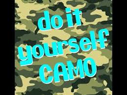 camo on a dime or diy camo or how to paint camo cerakote tips branson cerakote