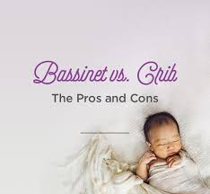Bassinet vs. Crib: What's Better for Baby?