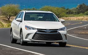 Seat Time: 2015 Toyota Camry – John's Journal on Autoline