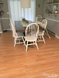 lifeproof flooring before