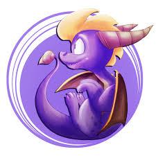 Resultado de imagen de spyro the dragon fan art