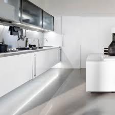 Modern White Kitchen Kitchen Foxy Image Of Small Modern Kitchen Decoration Using