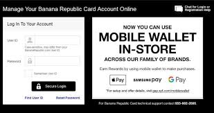 Banana Republic Credit Card Apply Cardfssn Org