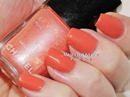 Marias Nail Art and Polish Blog: Chanel Miami Peach 203, 2005 ...