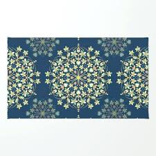 navy and cream rug ethnic bohemian flower pattern navy cream rug cream navy diamond rug