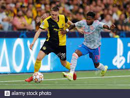 Soccer Football - Champions League - Group F - BSC Young Boys v Manchester  United - Stadion Wankdorf, Bern, Switzerland-