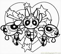 Small Picture Elegant Powerpuff Girls Coloring Page 24 For Your Coloring Pages