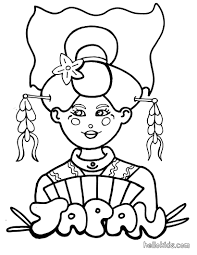 Small Picture Japan coloring pages Hellokidscom