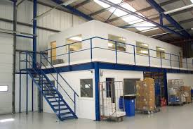 warehouse mezzanine modular office. Office-Mezzanine-1024x682 Warehouse Mezzanine Modular Office O