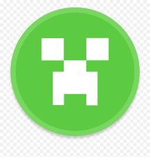 Minecraft 2 Icon - Creeper Emoji - free ...