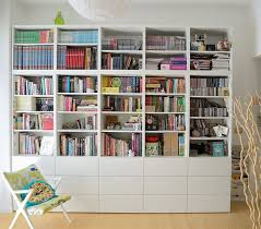 ... Bookshelf, Cool Ikea Besta Bookcase Narrow Bookcase White Bookcase With  Books And Chairs: amazing ...