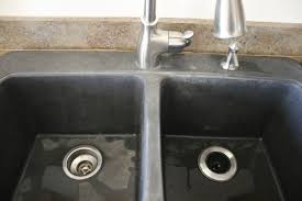 black granite composite sink 3