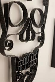 heights metal works home saveenlarge metal sugar skull wall