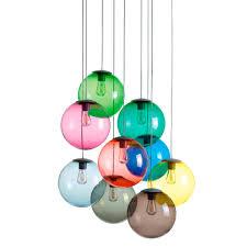 Glazen Bollen Lamp Glazen Bollen Lamp With Glazen Bollen Lamp