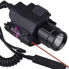 Tactical Shotgun Laser Light Combo Sala Sportswear 2in1 Tactical Cree Led Flashlight Light