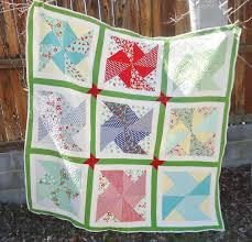 Pinwheel-Palooza! 9 Pinwheel Quilt Patterns to Sew & Spinning Pinwheel Layer Cake Quilt Adamdwight.com