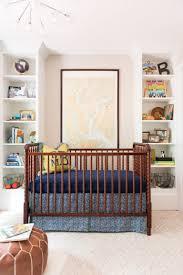 Mid Century Jungle Nursery | Jenny lind crib, Modern nurseries and ...