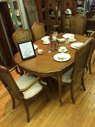 thomasville french provincial dining room set vine barn boutique