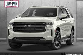 used 2021 chevrolet tahoe for in