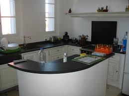 Cuisine Plan Travail Granit Idée De Modèle De Cuisine