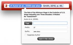 How To Make Work Cited Page Google Docs Zotero Documentation