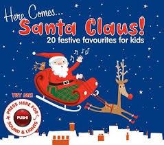 Various Here Comes Santa Claus Cd Download