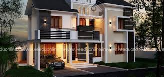 Small Picture Kerala Contemporary Home Design Home Design Ideas